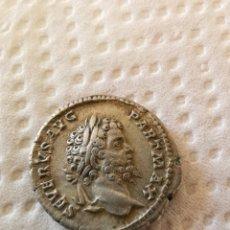 Monedas Roma República: DENARIO SEXTO SEVERO. Lote 203777230