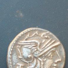 Monedas Roma República: DENARIO FAMILIA MARCIA.. Lote 205296808