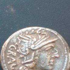 Monedas Roma República: DENARIO FAMILIA ANTESTIA.. Lote 205298050