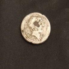 Monedas Roma República: BONITO DENARIO FORRADO FAMILIA MARCIA.. Lote 205313983