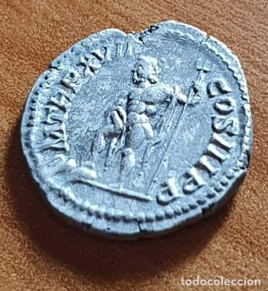Monedas Roma República: Denario Séptimo Severus - Foto 4 - 205463628