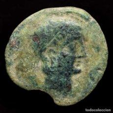 Monedas Roma República: AS DE CÁSTULO (LINARES-JAÉN, SPAIN). ESFINGE Y CRECIENTE.. Lote 210183368