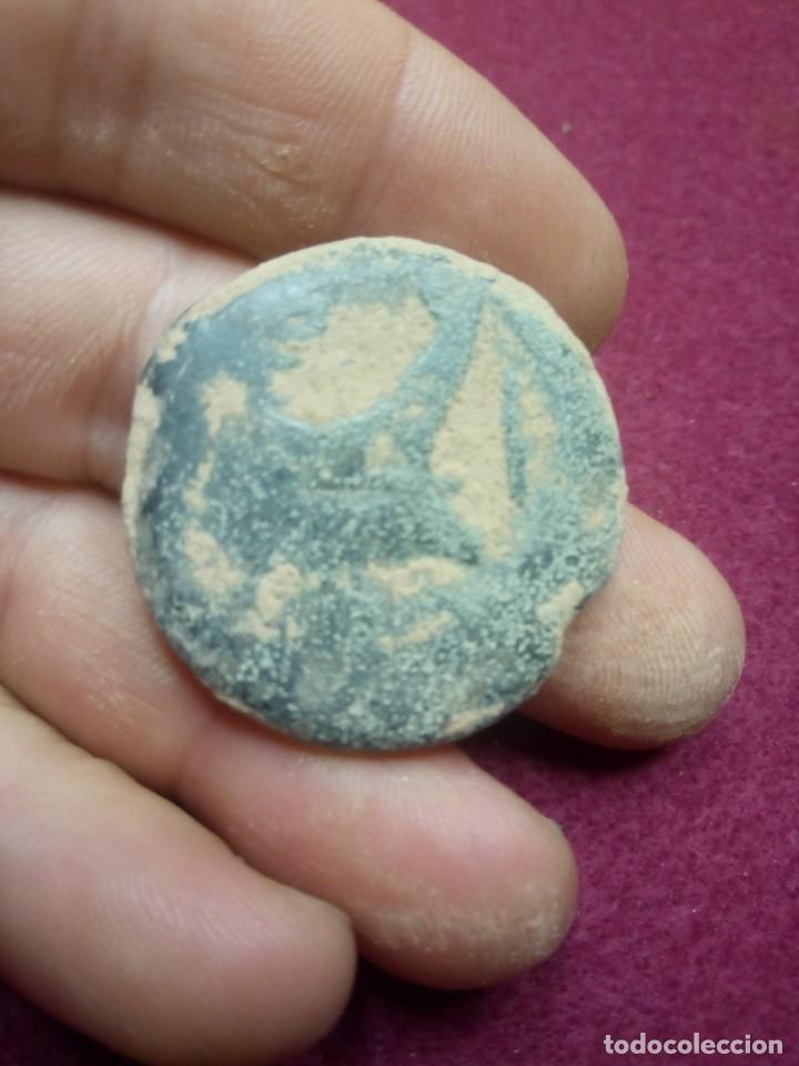 Monedas Roma República: As de Jano módulo grande que - Foto 2 - 215399200
