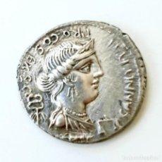 Monedas Roma República: DENARIO CIRCA 82-81 A.C. ANNIUS-FABIUS. Lote 214487196
