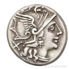 Monedas Roma República: ROMA REPÚBLICA DENARIO 149 AC. PINARIUS NATTA - NAT? / ROMA. VICTORY. Lote 221992201