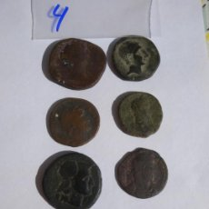 Monedas Roma República: LOTE 7 MONEDAS. Lote 222127103