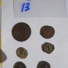 Monedas Roma República: LOTE 7 MONEDAS. Lote 222128362