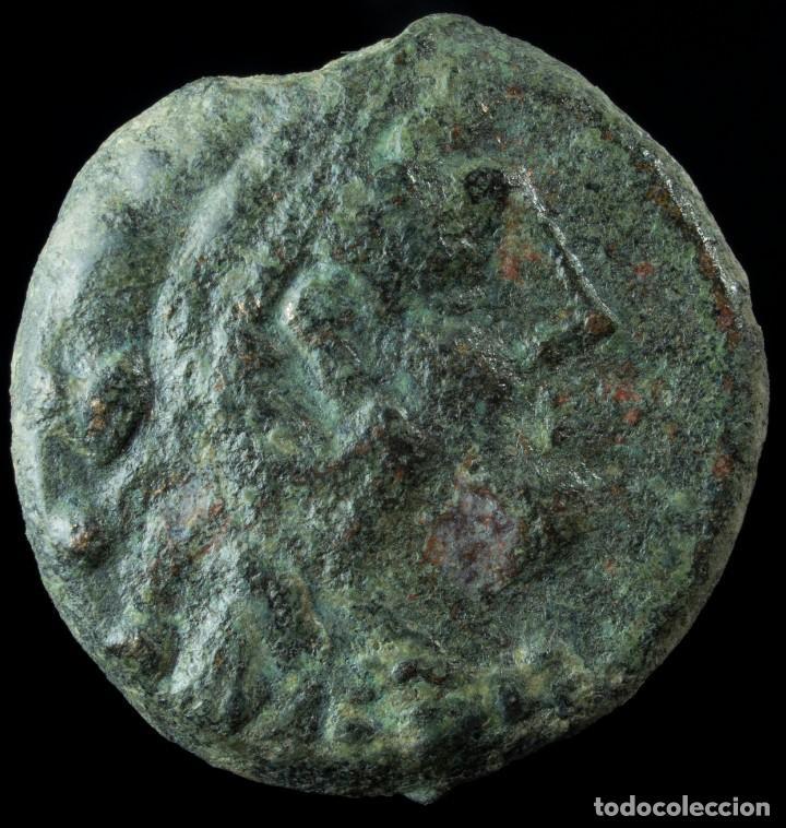 Monedas Roma República: Cuadrante Republicano Anonimo - 18 mm / 4.14 gr. - Foto 2 - 222385930