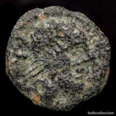 Monedas Roma República: ACUÑACIONES ANONIMAS. Æ SEMIS. 211 A.C. IMITACIÓN HISPANA. (9203). Lote 222418770