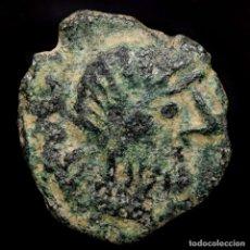 Monedas Roma República: ACUÑACIONES ANONIMAS. Æ SEMIS. 211 A.C. IMITACIÓN HISPANA. (9204). Lote 222418857