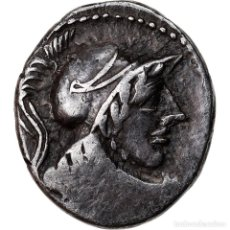 Monedas Roma República: MONEDA, CLAUDIA, DENARIUS, ROME, MBC, PLATA, CRAWFORD:345/1. Lote 222625847