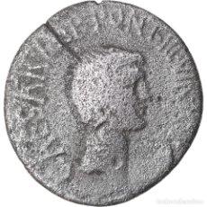 Monedas Roma República: MONEDA, MARCUS ANTONIUS, DENARIUS, EPHESOS, RARE, BC+, PLATA, CRAWFORD:517/2. Lote 222725340