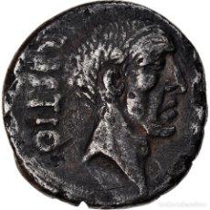 Monedas Roma República: MONEDA, ANTIA, DENARIUS, ROME, BC+, PLATA, CRAWFORD:455/1A. Lote 222849360