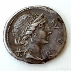 Monedas Roma República: DENARIO CIRCA 114-113 A.C. AEMILIUS LEPIDUS. Lote 214461101