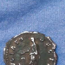 Monedas Roma República: ANTIGUO DENARIO DE PLATA ANTONIO DE PÍO. Lote 230337430