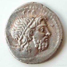 Monedas Roma República: DENARIO CIRCA 76-75 A.C. CORNELLIUS LENTULUS. Lote 214465907