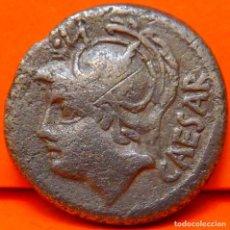 Monedas Roma República: REP. ROMANA, DENARIO, 103 AC. FAM. JULIA (JULIO CÉSAR).PLATA. ESCASO. (440). Lote 231089210