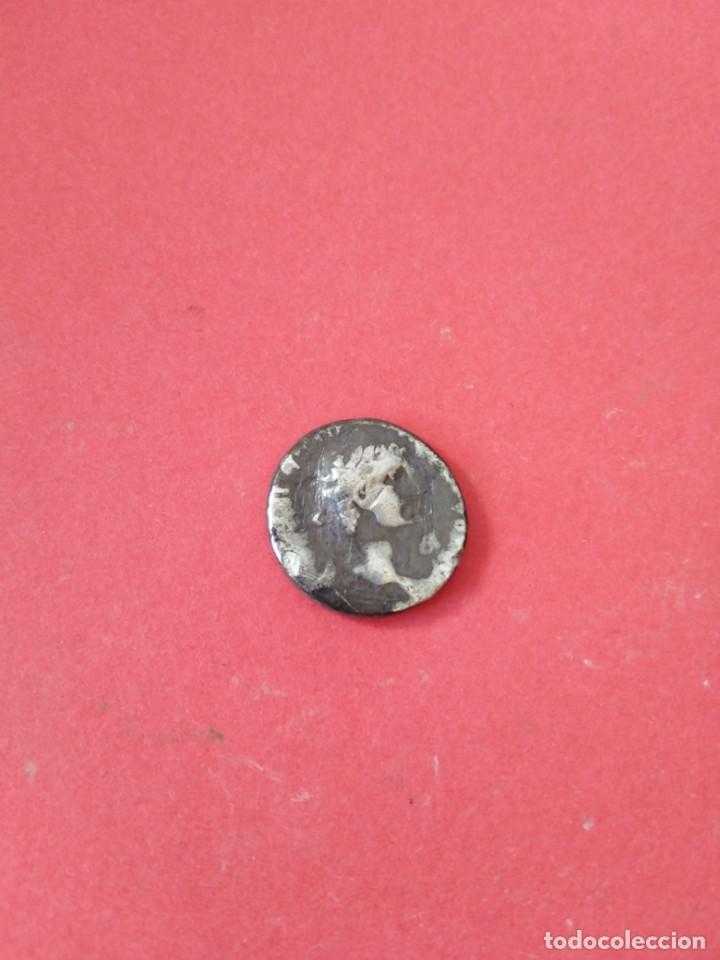MUY BONITO DENARIO DE TIBERIO? (Numismática - Periodo Antiguo - Roma República)