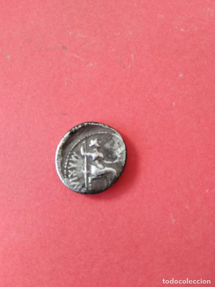 Monedas Roma República: MUY BONITO DENARIO DE Tiberio? - Foto 2 - 232661065