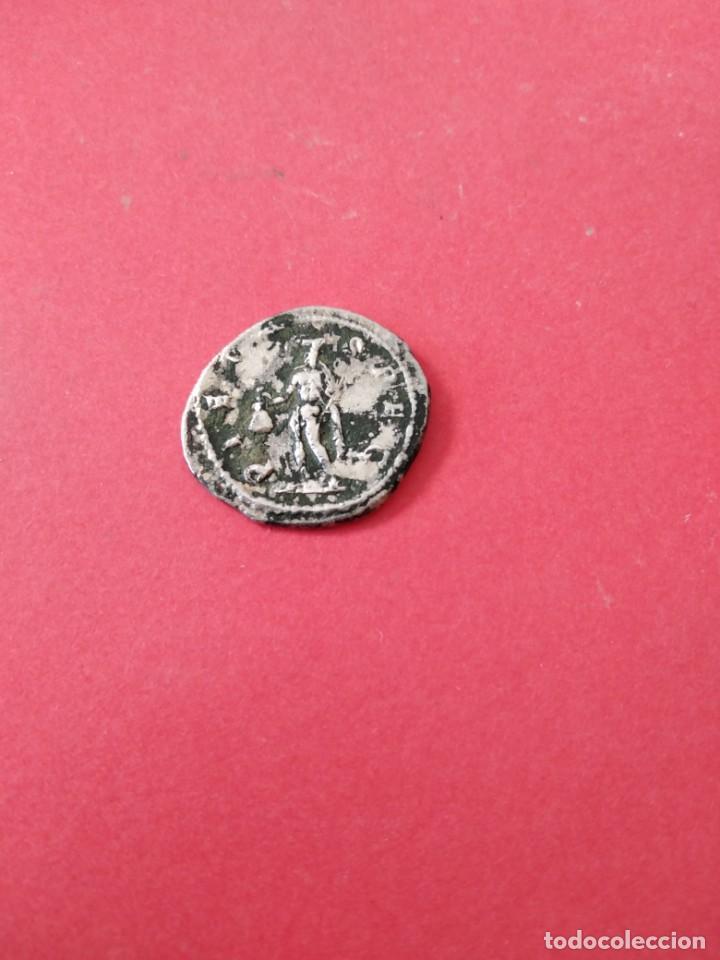Monedas Roma República: MUY BONITO DENARIO A CATALOGAR. - Foto 2 - 232661123
