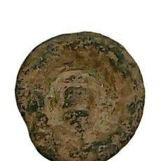 Monedas Roma República: BONITO PONDERAL O SELLO ROMANO CON CABEZA Y LETRAS. Lote 236534755