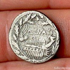 Monedas Roma República: DENARIO-Q,LUTATIA CERCO-Q LVTATI- ROMA. N079. Lote 237002710