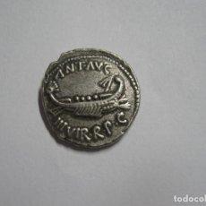 Monedas Roma República: REPUBLICA ROMANA. MARK ANTONY. DENARIO LEGIONARIO, 32/31 A. C. BC, PARA EL VI. LEGIÓN. COCINA / TRES. Lote 242951025