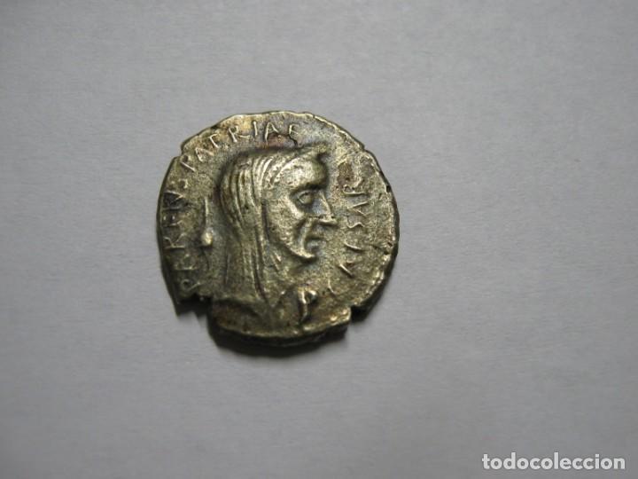 JULIO CÉSAR, EMPERADOR Y DICTADOR, ASESINADO EL 15 DE MARZO DE 44 A. C. (Numismática - Periodo Antiguo - Roma República)