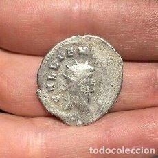 Monedas Roma República: ANTONIANO DE GALIENO PLATA.. Lote 244439255