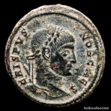 Monedas Roma República: CRISPO CESAR 320 DC Æ FOLLIS ARLES CAESARVM NOSTRORVM VOT V / TA. Lote 244547565