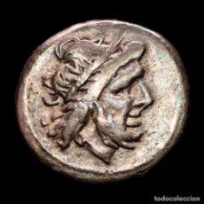 Monedas Roma República: VICTORIATO REPUBLICANO ANÓNIMO DE PLATA ROMA 211-208 A.C. MP SERIES. Lote 244591535