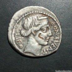 Monedas Roma República: DENARIO REPUBLICANO.. Lote 244744170