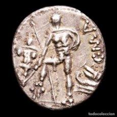 Monedas Roma República: C. PUBLICIUS MALLEOLUS - DENARIO, ROMA 96 AC. - MARTE / GUERRERO.. Lote 245187220