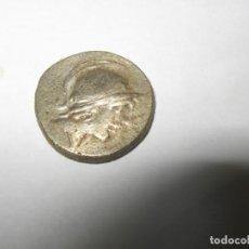 Monedas Roma República: DECIMUS JUNIUS BRUTUS ALBINUS AR SILVER DENARIUS 3,80 GR.. 48 BC.. Lote 245552030