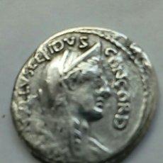 Monedas Roma República: LEPIDO- AÑO 62 ANT.J.C. - DENARIO FORRADO. Lote 248452570