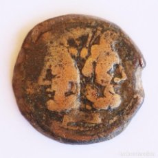 Monedas Roma República: RARO AS JANO ANÓNIMO BAL 169-158 A.C.. Lote 248735415