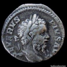 Monedas Roma República: DENARIO DE SEPTIMIO SEVERO - PM TR P COS III PP - 15 MM / 2.23 GR.. Lote 261113650