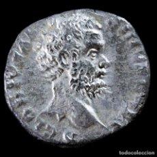 Monedas Roma República: DENARIO DE CLODIO ALBINO - PROVID AVG COS II - 18 MM / 3.43 GR.. Lote 261122695