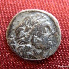 Monedas Roma República: 51- VICTORIATO DE PLATA, REPUBLICA ROMANA, ANONIMO, 211-208 A.C. 14,7 MM. 1,90 GR.. Lote 262801760