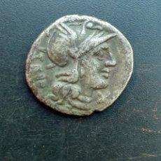 Monedas Roma República: DENARIO DIOSCUROS.. Lote 267515199