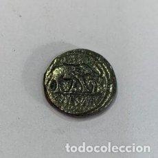 Monedas Roma República: JULIO CÉSAR DENARIO DE PLATA ELEFANTE 49-48 AC REPLUCA. Lote 269965018