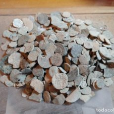 Monedas Roma República: GRAN LOTE DE MONEDAS DE TODAS LAS EPOCAS A LIMPIAR Y CLASIFICAR 964 GRAMOS. Lote 277116828