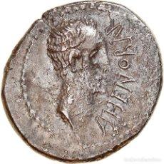 Monedas Roma República: [#908379] MONEDA, DOMITIUS AHENOBARBUS, DENARIUS, 41 BC, ROME, EBC, PLATA, CRAWFORD:519/2. Lote 278182033