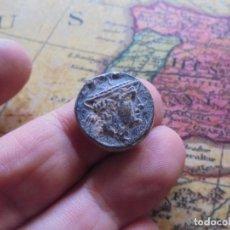 Monedas Roma República: BONITO CUADRANTE ROMANO A IDENTIFICAR, BONITA PATINA NEGRA. Lote 278509028