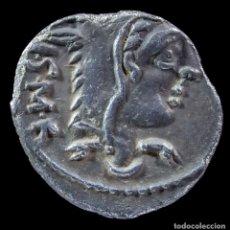 Monedas Roma República: DENARIO REPUBLICANO, FAMILIA THORIA (105 A.C.) - 16 MM / 2.52 GR.. Lote 288559983