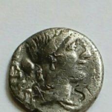 Monedas Roma República: POSTUMIA- ( BRUTO ) -ALBINUS BRUTI F.- AÑO 48 ANTES DE CRISTO -DENARIO. Lote 288674103