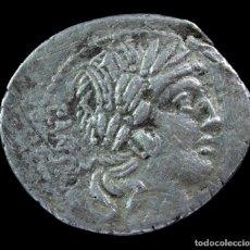 Monedas Roma República: DENARIO REPUBLICANO, FAMILIA VIBIA (90 A.C.) - 20 MM / 3.39 GR.. Lote 290093098