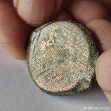 Monedas Roma República: MONEDA REPUBLICA ROMANA. AS DE JANO BIFRONTE Y PROA DE NAVE. CON CABALLO ENCIMA DE PROA. 210-100 A.C. Lote 291047728
