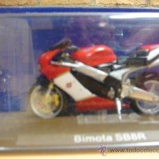 Motos a escala: MOTO A ESCALA 1 24 ALTAYA BIMOTA SB8R. Lote 22424766