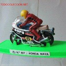 Motos a escala: MOTO HONDA NAVA - GUISVAL. Lote 106536131